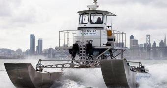Adeus Dramin: com vocês o Barco Auto-Estabilizante