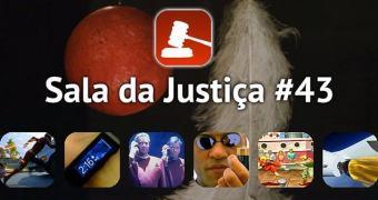 Sala da Justiça #43 — gravidade em vídeo, acidente da VSS Enterprise, jogos de graça e mais