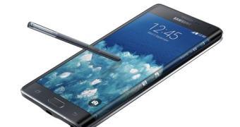Galaxy Note Edge chegará a 25 países; Brasil fica de fora