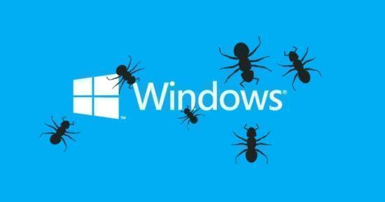 windows-bugs