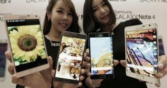 2014, o ano em que a Samsung foi atropelada