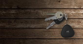 Encontre facilmente suas chaves e seu smartphone com o Motorola Keylink