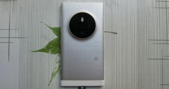 Seria este protótipo o sucessor cancelado do Lumia 1020?