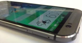 HTC One M9 também pode contar com display Quad HD