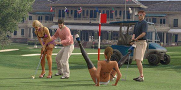 Sexy-Golf