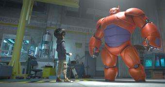 Operação Big Hero não é apenas ficção, e também conta com pesquisas científicas
