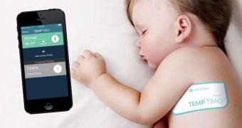 Internet Das Coisas Úteis: um termômetro infantil bluetooth