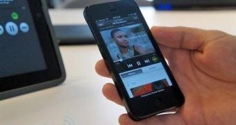 Spotify esnoba Google Cast e continua com o Connect