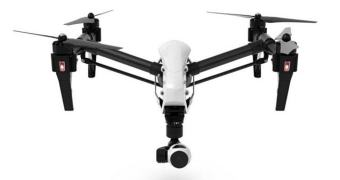Momento descontração — como perder um drone de US$ 2.900,00