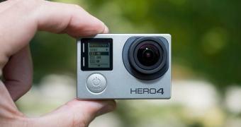 Apple patenteia Action Cam e derruba ações da GoPro