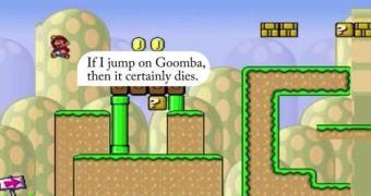 A inteligência artificial que está aprendendo a jogar Mario Bros.