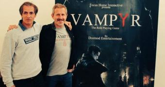 Vampyr, o novo RPG dos criadores do Remember Me