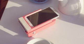 Prynt, um case que transforma seu smartphone numa Polaroid