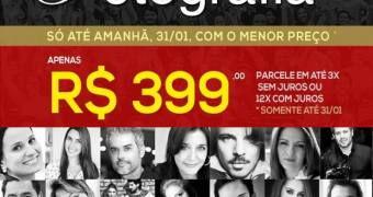 Semana da Fotografia 2015 — preço promocional até amanhã