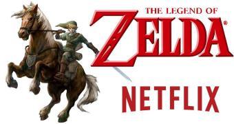 """Netflix estaria produzindo """"The Legend of Zelda — A Série"""""""
