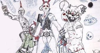 Drawn to Death será um F2P, mas não da maneira que você está pensando