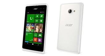 MWC 2015 — Acer apresenta seu Windows Phone e novo Liquid Leap+