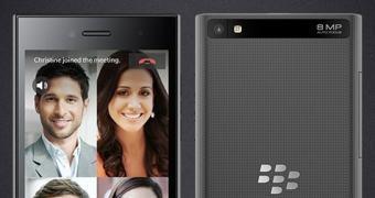 MWC 2015: BlackBerry Leap, um mid-high com 4G