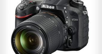 Nikon D7200 — melhoria na velocidade de processamento