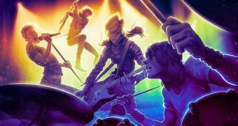 Harmonix confirma produção do Rock Band 4