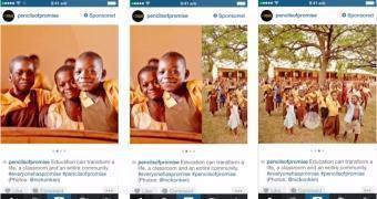 Instagram introduz carrossel de imagens para propagandas