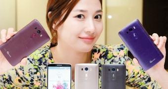 """LG G4 será """"radicalmente diferente"""" do G3, segundo executivo"""