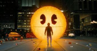 Filme Pixels ganha primeiro trailer