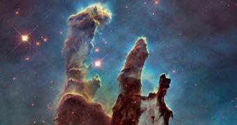 As fotos do Telescópio Hubble são feitas em preto e branco. Você sabia?
