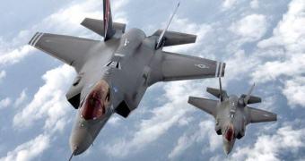 Caça Fail-35 agora com bug em detectar alvos em formação
