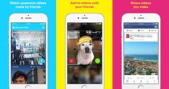Riff, o app do Facebook para criar vídeos colaborativos