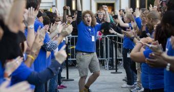 Apple não quer mais as filas em dias de lançamento