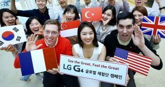 LG G4 chega dia 28/04; 4 mil sortudos em todo o mundo irão testá-lo antes