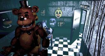 Five Nights at Freddy's será transformado em filme