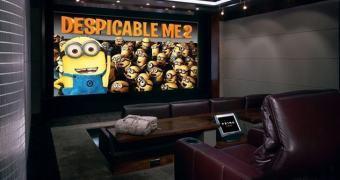 Assista os lançamentos do cinema em casa (por US$ 40 mil)