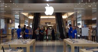Apple Retail Store de São Paulo abre neste sábado