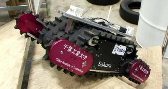 Os robôs valentes que estão mapeando a usina de Fukushima