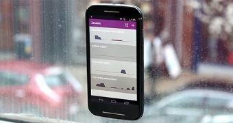 Zensors converte seu Android velho num monitor de ambientes