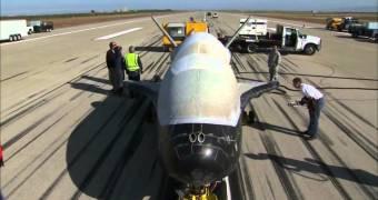 Não perca dia 20/5 o lançamento secreto da USAF