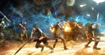 Demo do Final Fantasy XV, o sucesso por trás do Final Fantasy Type-0