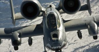 A-10, o avião tão cascudo que vai voar numa nuvem de antimatéria