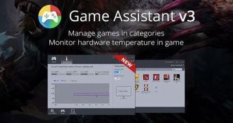 Game Assistant 3, um programa que te ajuda a gerenciar os jogos de PC
