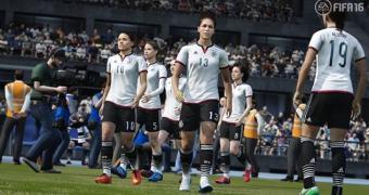 FIFA 16 terá seleções femininas
