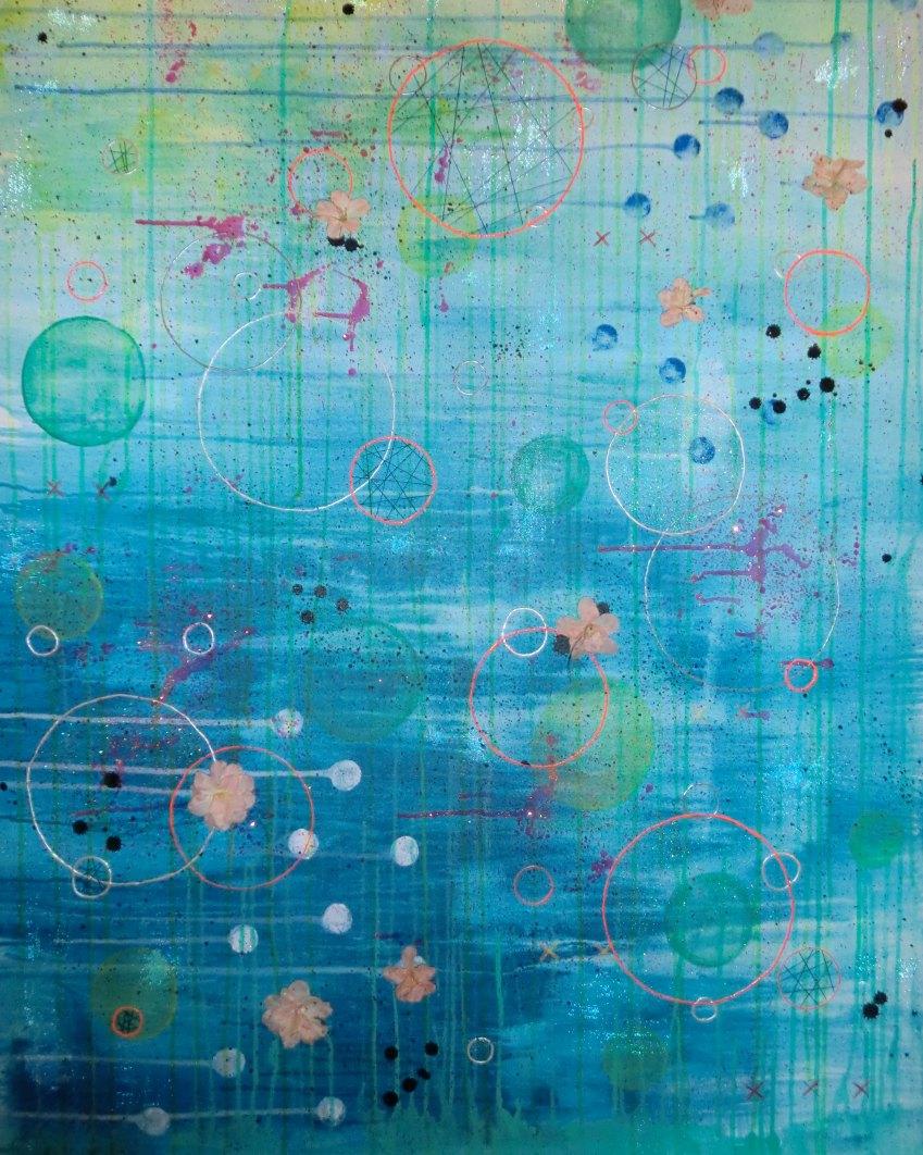 Mel Barrett Art Dreamcatcher