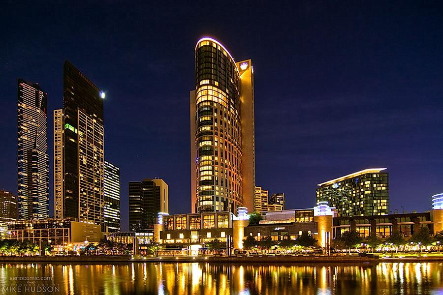 Crown Melbourne