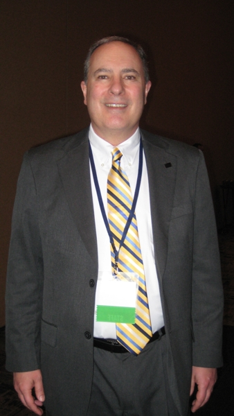Dr. Brian Whalen, President and CEO of the Forum on Education Abroad