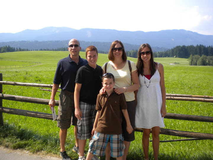 marcial family in Germany