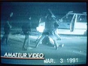 Rodney King beating 1991