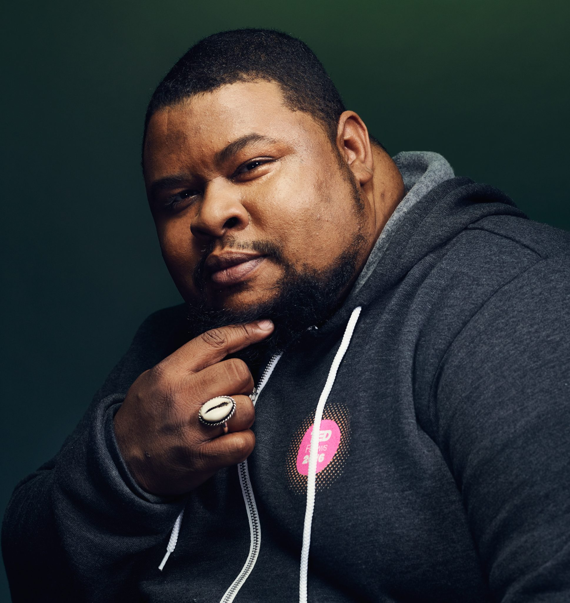 Michael Twitty. TED2016 Fellows. Photo: Bret Hartman / TED
