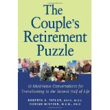 Book author Roberta Taylor of the Couple's Retirement Puzzle book via Melibee Global