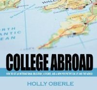 Image of College Abroad Book